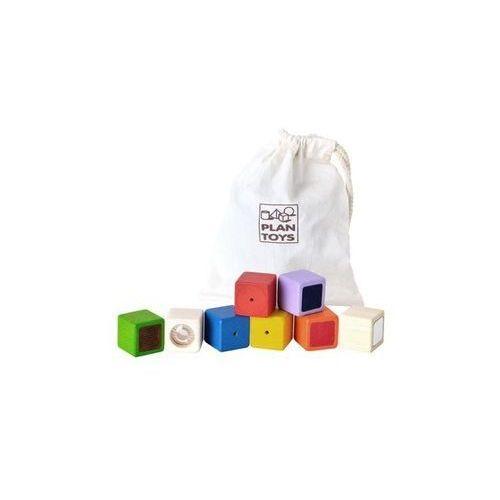 Plan toys Klocki interaktywne w woreczku - darmowa dostawa kiosk ruchu