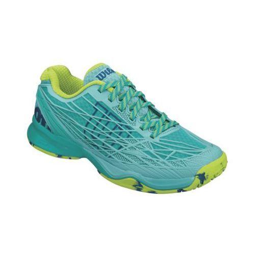 Wilson Kaos - teal blue/granny green z kategorii Tenis i pokrewne