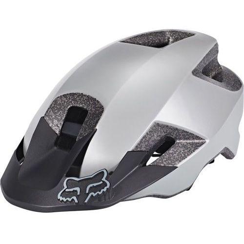Fox ranger kask rowerowy mężczyźni szary m/l|56-58cm 2018 kaski rowerowe