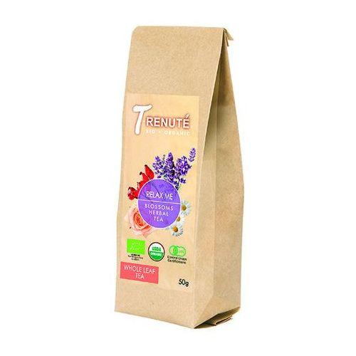 T'renute (herbaty) Herbatka kwiatowo - ziołowa relax me bio 50 g - t'renute