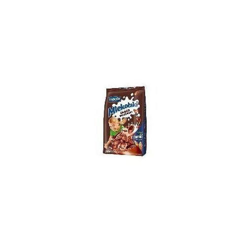 Lubella Zbożowe chrupki o smaku czekoladowym mlekołaki muszelki choco 250 g (5900049011195)