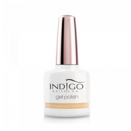 Indigo monogamy is not funny gel polish 7ml (5902188540192)