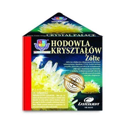 Russell Zestaw naukowy hodowla kryształów - żółte - darmowa dostawa od 199 zł!!! (4893669361058)