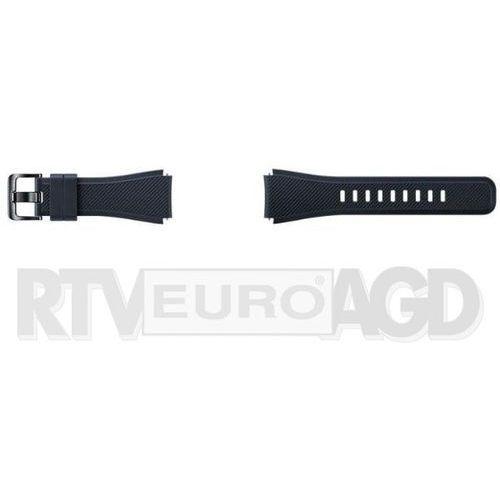 gear s3 active silicon band pasek et-ysu76mbegww (ciemnoniebieski) od producenta Samsung