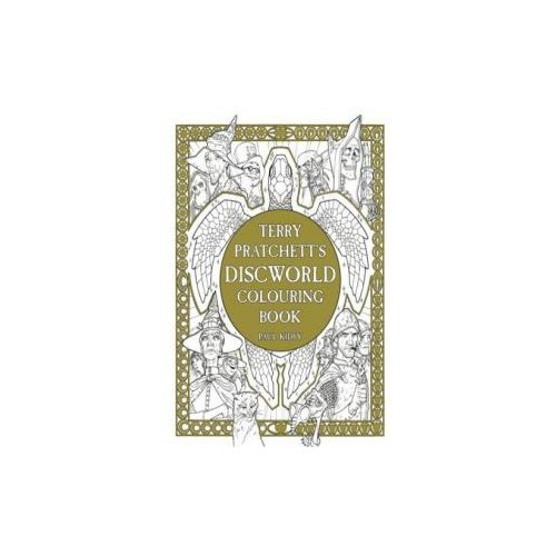 Official Discworld Colouring Book (9781473217478)