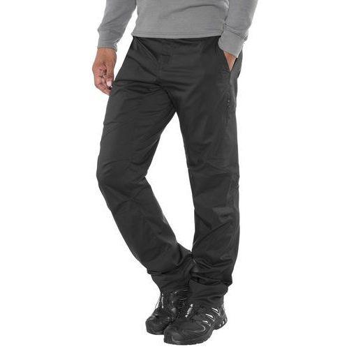 Arc'teryx Stowe Spodnie długie Mężczyźni czarny W34 2018 Spodnie i jeansy, kolor czarny