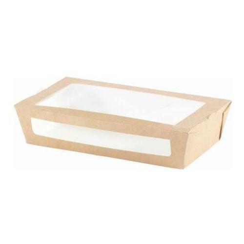 Duni Pudełko z okienkiem | 200x120x45 mm | 250szt.