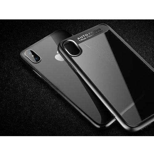 Rock Etui clarity do apple iphone x przezroczysty (6950290607790)