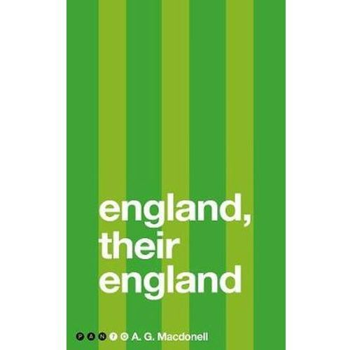 England Their England - Macdonell A. G., A G Macdonell