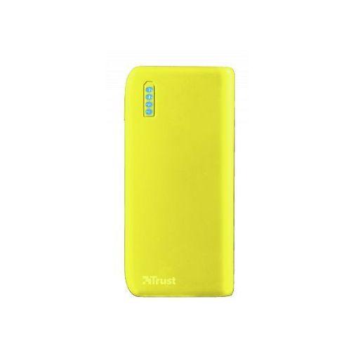 Trust primo 4400 mah neonowy żółty 22743 >> bogata oferta - szybka wysyłka - promocje - darmowy transport od 99 zł! (8713439227437)
