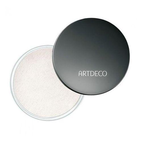 Artdeco Fixing Powder, bezbarwny puder utrwalający makijaż, 10g, 1603