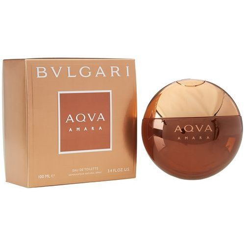 Bvlgari Aqva Amara 100ml - produkt z kat. wody toaletowe dla kobiet