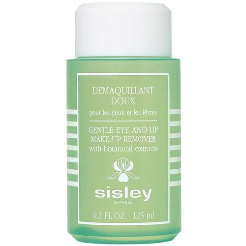 skin care płyn do demakijażu oczu i ust dla cery wrażliwej (gentle eye and lip make-up remover) 125 ml marki Sisley