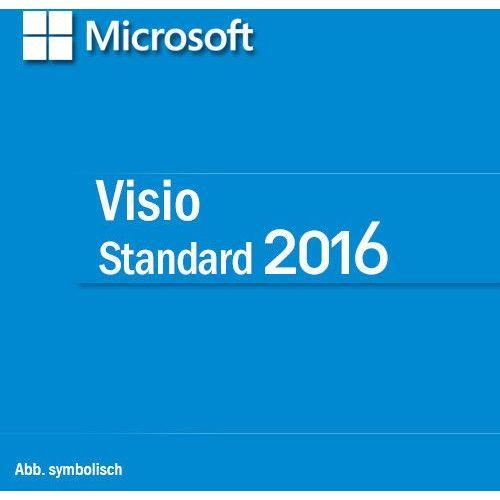 Microsoft Visio Standard 2016 BOX