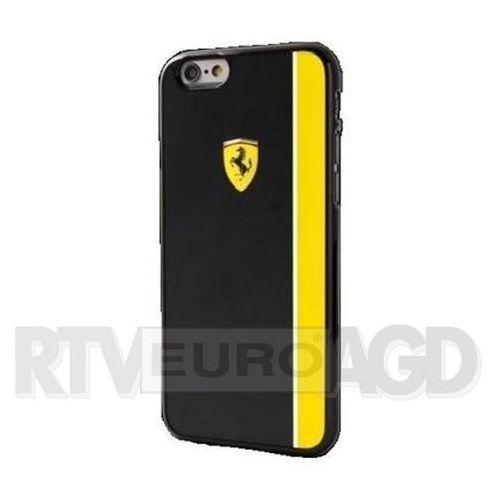 Ferrari FEBKSHCS6BKY Samsung Galaxy S6 G920 (czarno-żółty), kolor wielokolorowy