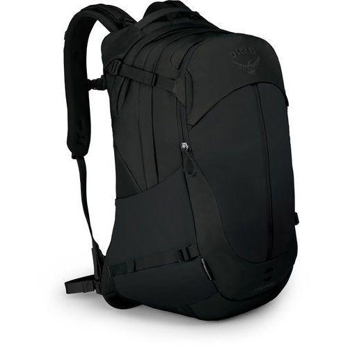 Osprey tropos plecak mężczyźni, black 2020 plecaki codzienne (0845136087392)