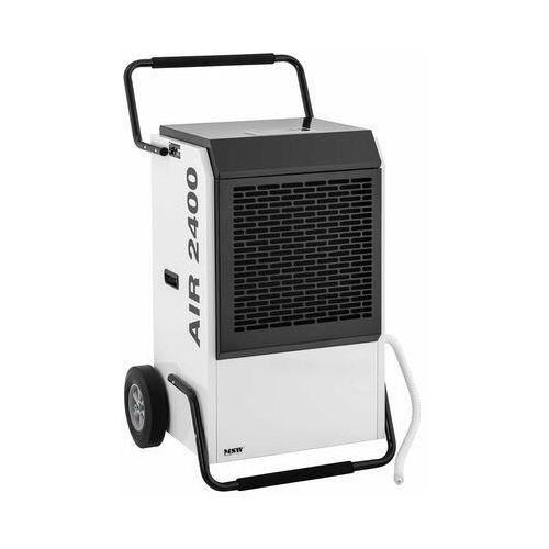 osuszacz powietrza - przemysłowy - 158 l/24 h - 220 m² msw-deh2000b - 3 lata gwarancji marki Msw