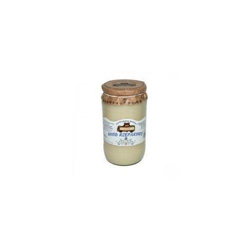 Miód Rzepakowy 1 kg Kaszubskie Miody