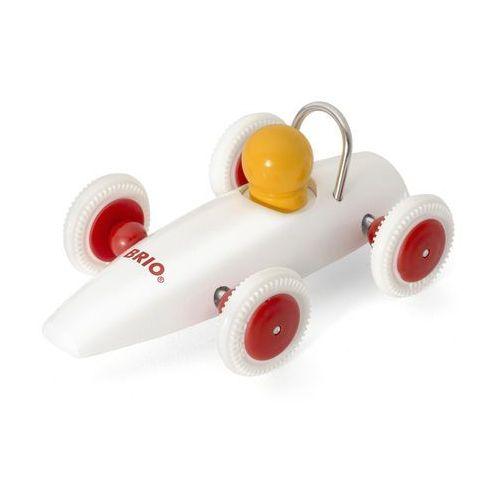autko wyścigowe, czerwone marki Brio