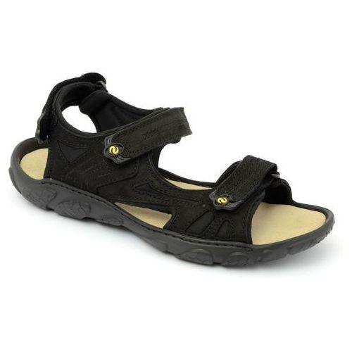 Sandały Lesta 1177 czarny