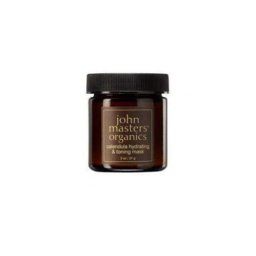 John masters organics , nawilżająco-tonizująca maseczka do twarzy z nagietkiem, 57g