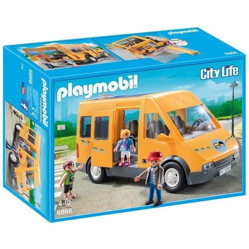 Playmobil CITY LIFE Autobus szkolny 6866