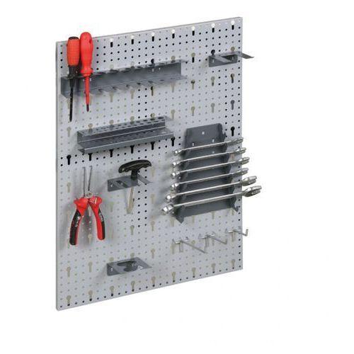 Zestaw haczyków na narzędzia, 22 szt