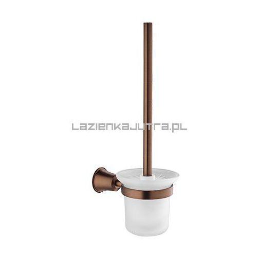art line szczotka wc, mosiądz antyczny al53620 orb marki Omnires