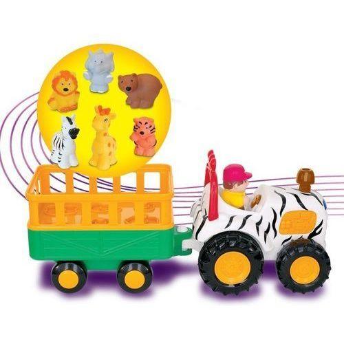 Traktor Safari DUMEL (0661148296528)