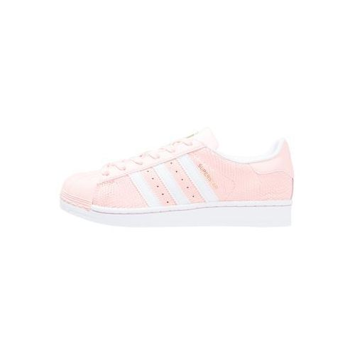 adidas Originals SUPERSTAR Tenisówki i Trampki haze coral/white