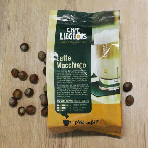Kawa w saszetkach Café Liegeois