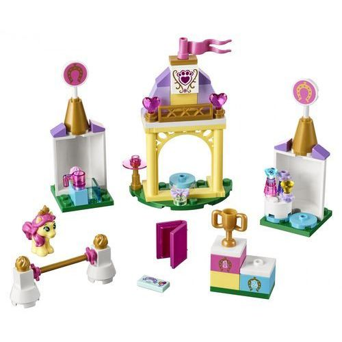 LEGO Disney Princess, Królewska stajnia Fuksji, 41144. Najniższe ceny, najlepsze promocje w sklepach, opinie.
