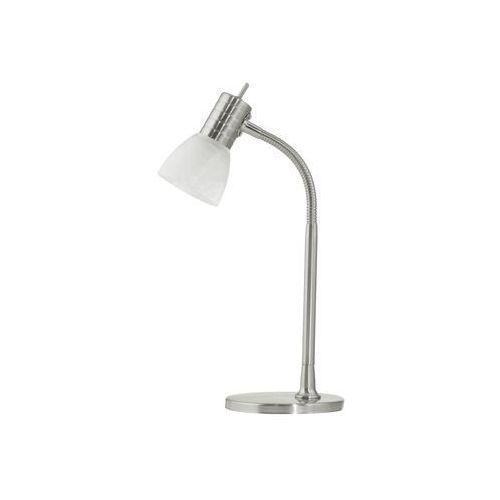Eglo PRINCE 1 Lampa stołowa Nikiel matowy - Nowoczesny - Obszar wewnętrzny - 1 - Czas dostawy: od 2-3 tygodni