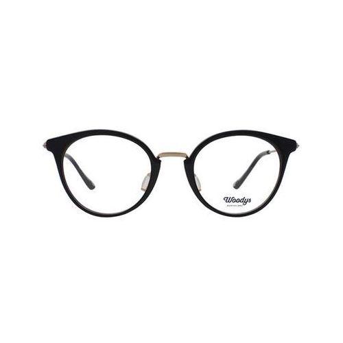 Okulary korekcyjne panda 01 marki Woodys barcelona