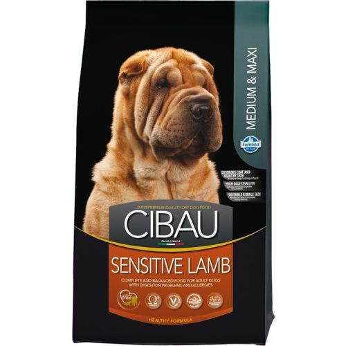 Farmina Cibau Adult Medium/Maxi Sensitive Lamb 2x14kg DWU-PAK, 184