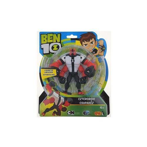 Epee Ben 10 figurka podstawowa 13 cm czteroręki -