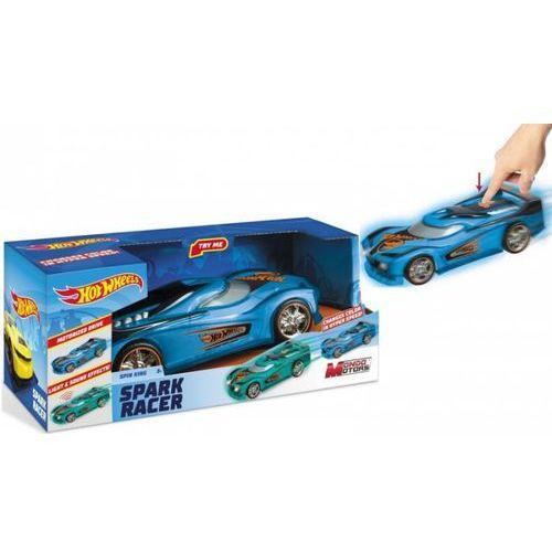 Pojazd mondo hot wheels l&s spark spin king 24