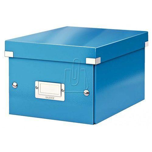 Pudło Click & Store małe A5 niebieskie 6043