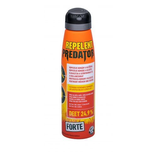 Predator repelent forte preparat odstraszający owady 150 ml unisex