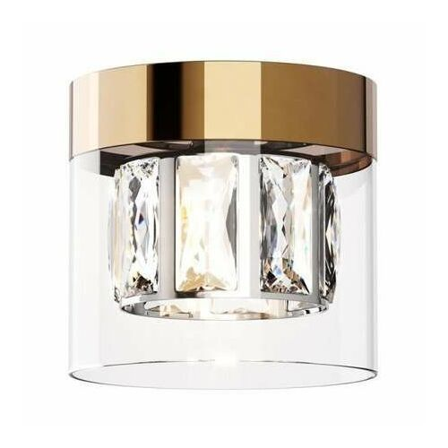 C0389-01a-f7ac gem lampa sufitowa złota/gold, c0389-01a-f7ac marki Zuma line