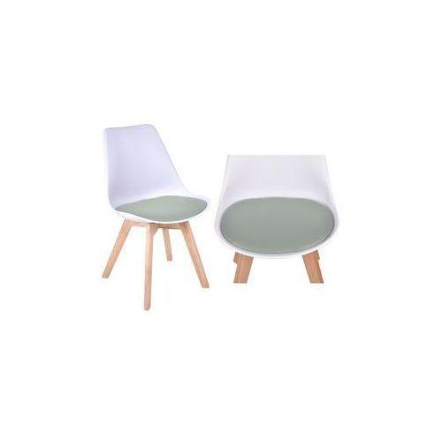 """Krzesło """"Scandi I"""" - z bukowymi nogami"""