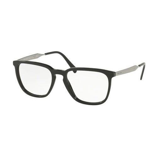 Okulary korekcyjne pr07uv 1ab1o1 marki Prada