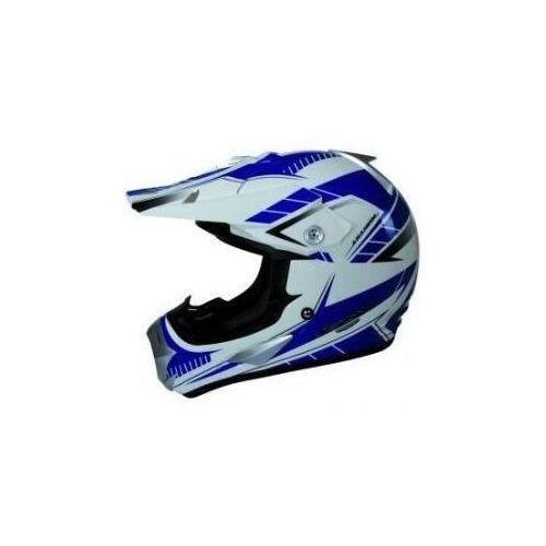 Astone kask mx graphic anaheim blue (a-k)