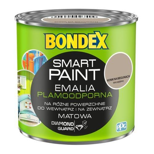 Bondex Emalia akrylowa smart paint konik na biegunach 0,2 l
