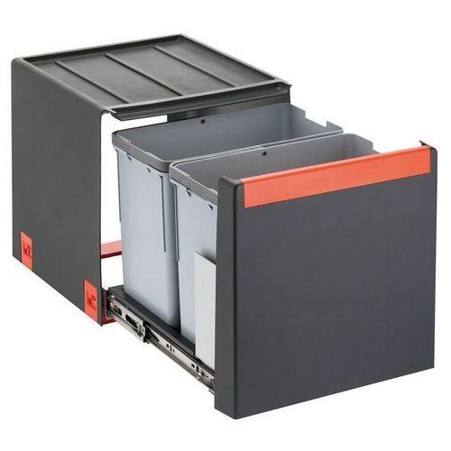 Sortownik FRANKE Cube 40 134.0039.330 - produkt z kategorii- Kosze na śmieci