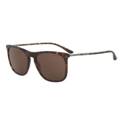 Giorgio armani Okulary słoneczne ar8076f asian fit 508973