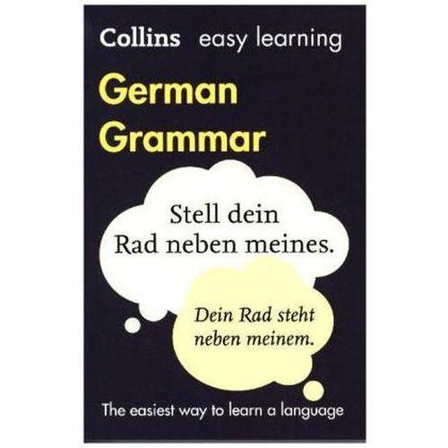Easy Learning German Grammar, Collins Dictionaries