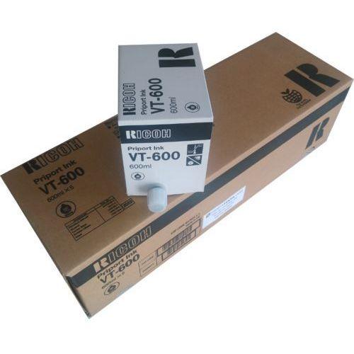 Ricoh farba Black typ VT-600, VT600, 817101