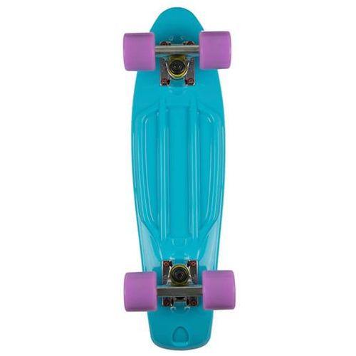 Deskorolka fishskateboards summer blue / silver / summer purple marki Fish skateboards