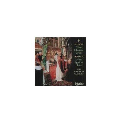 Missa L'homme Arme / Missa Spiritus Almus - produkt z kategorii- Muzyka klasyczna - pozostałe